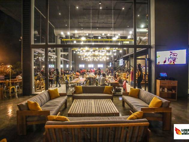 6 Restaurants to checkout in Accra